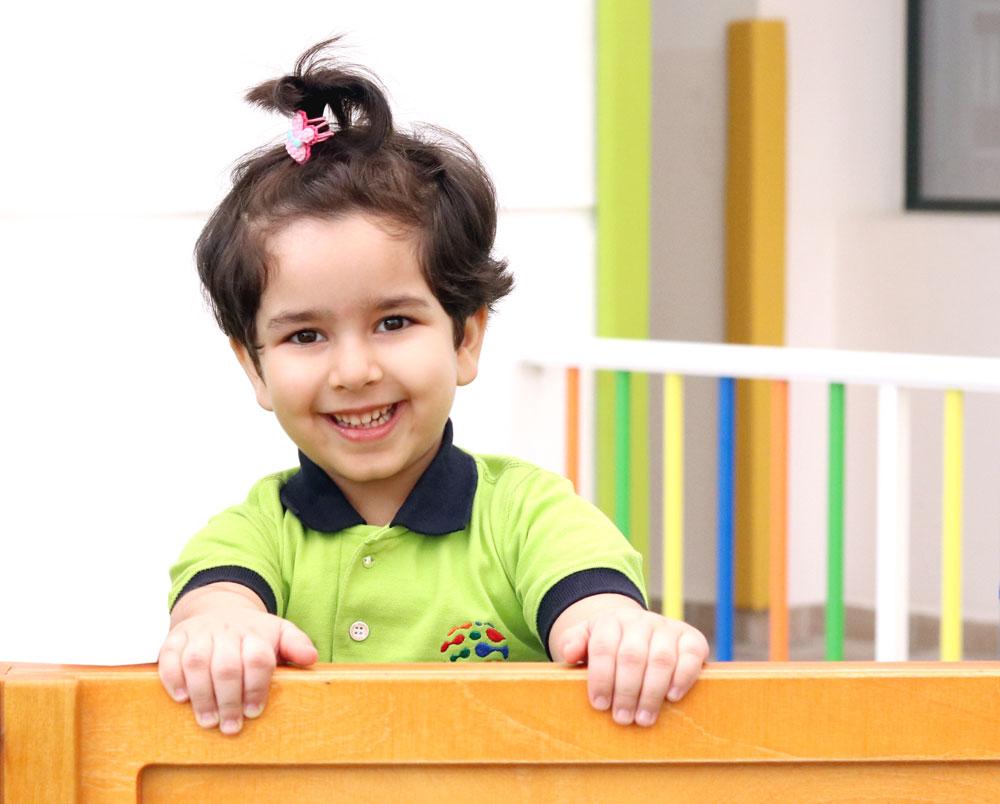 EYFS Curriculum in Al Khail Gate
